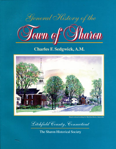A General History Of The Town Sharon Ct